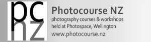 photocourse nz logo, photography course wellington, dslr photography, learn to take better photos, photo classes